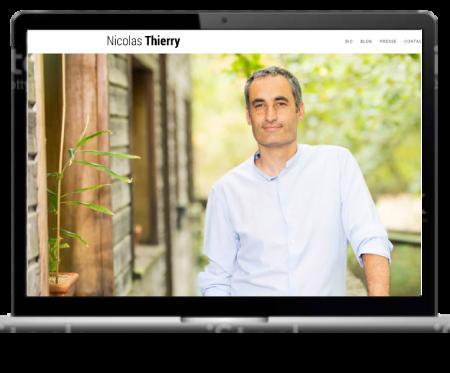 programme nicolas thierry