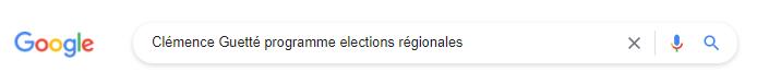 Google clemence guette