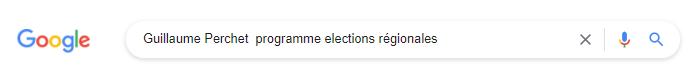 Google guillaume perchet