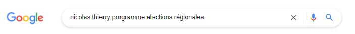 google nicolas thierry